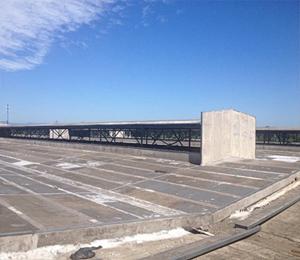 钢骨架轻型屋面板2